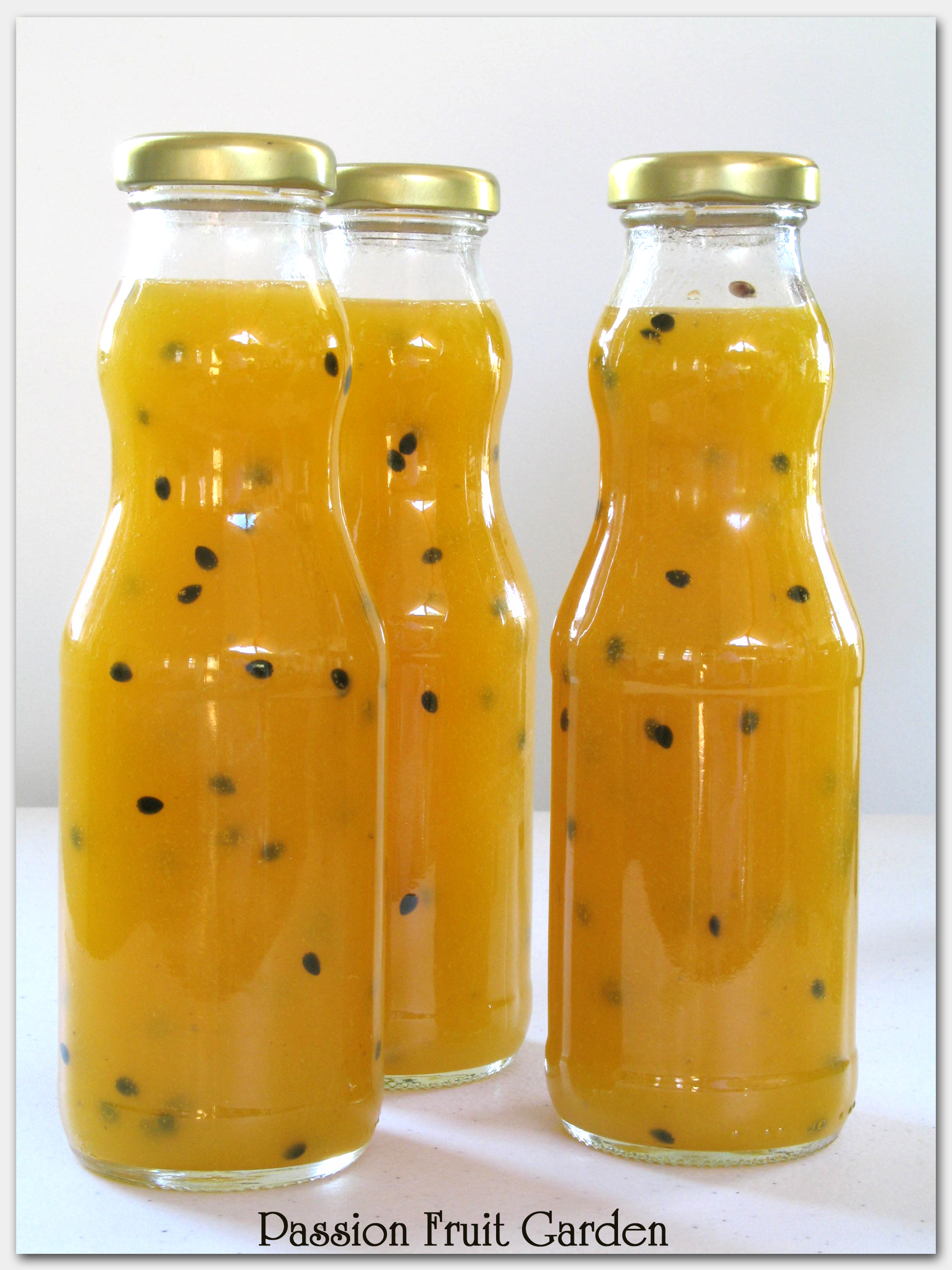 canistel fruit passion fruit syrup