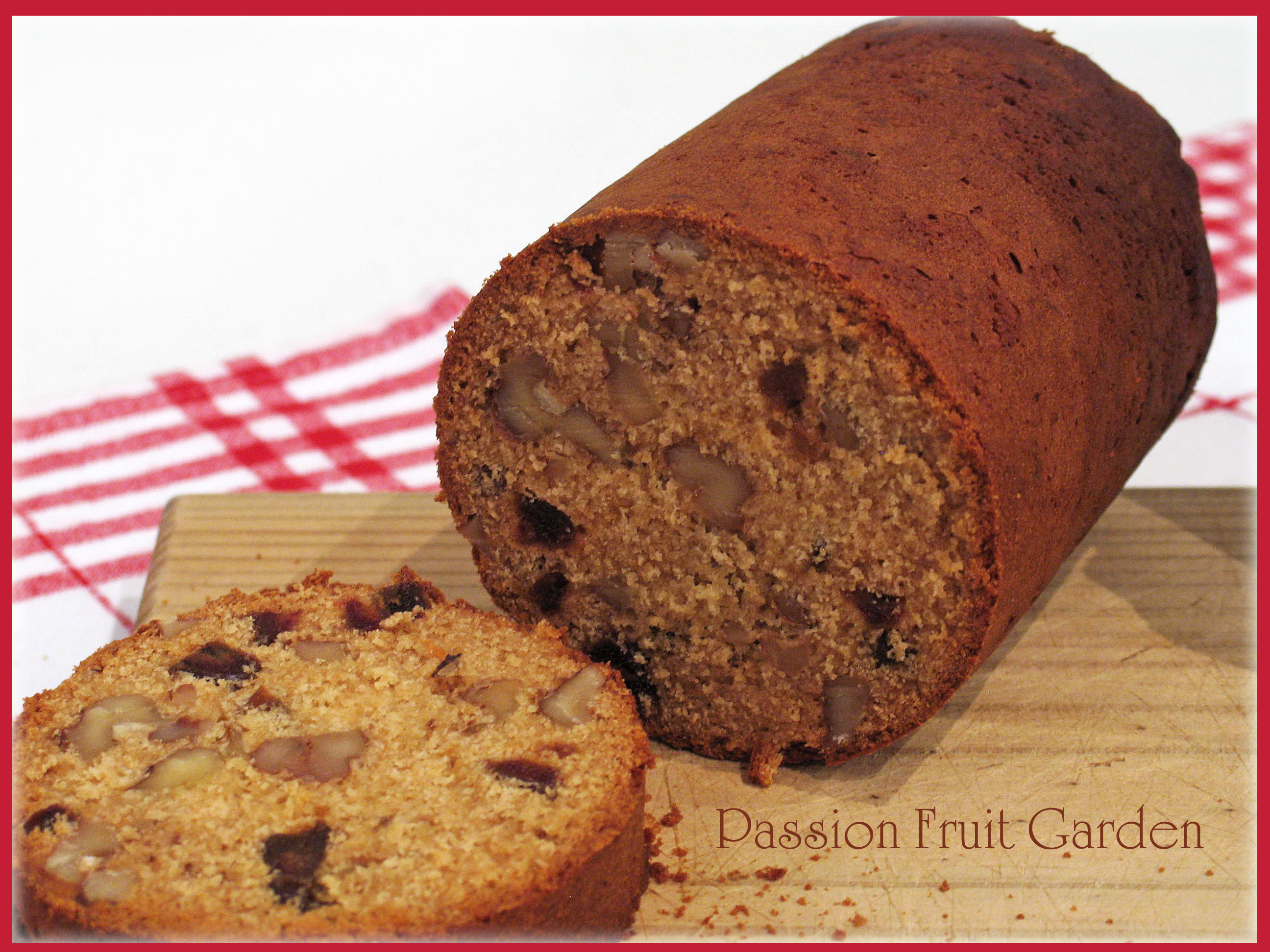 Date Nut Loaf In A Can
