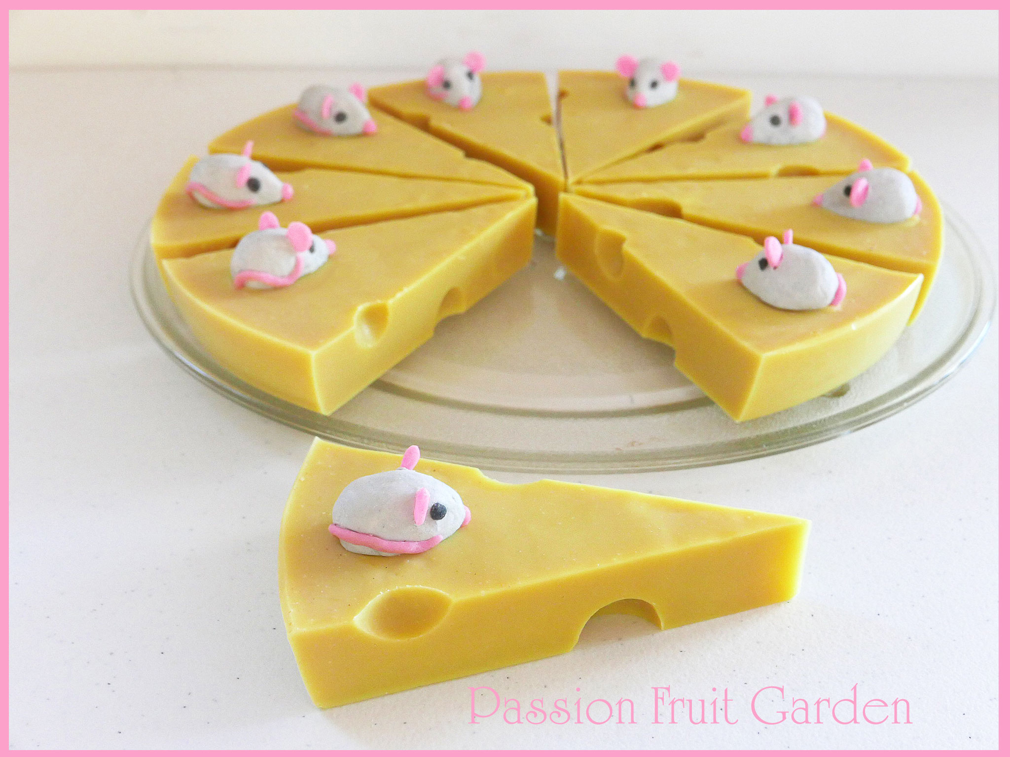 Cold process soap design ideas | Passion Fruit Garden